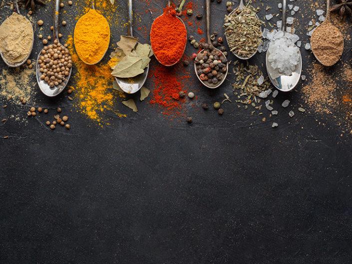 Partez à la découverte des épices indiennes